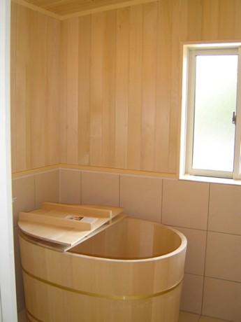 無添加住宅バスルーム