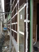 漆喰の壁工程④